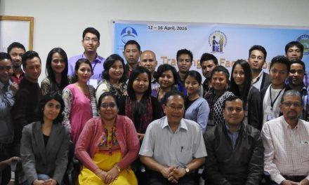 Training of Facilitators (ToF) on Entrepreneurial Business Planning