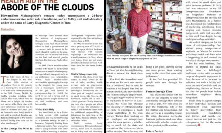 Health AID in the Adobe of the Clouds