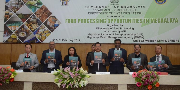 Meghalaya hosts two-day workshop on food processing opportunities